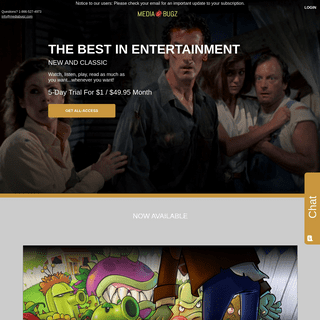 mediabugz.com - Home Page