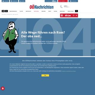 404 - Nachrichten.at