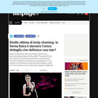 ArchiveBay.com - donna.fanpage.it/elodie-vittima-di-body-shaming-la-forma-fisica-e-davvero-lunico-dettaglio-che-definisce-una-star/ - Elodie vittima di body shaming- la forma fisica è davvero l'unico dettaglio che definisce una star-