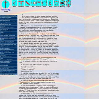 eBible.org - read and download the Holy Bible