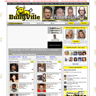 BullyVille -- Take the bull by the horns.