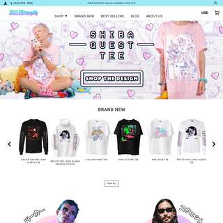 Vaporwave & Aesthetic Clothing - Vapor95.com