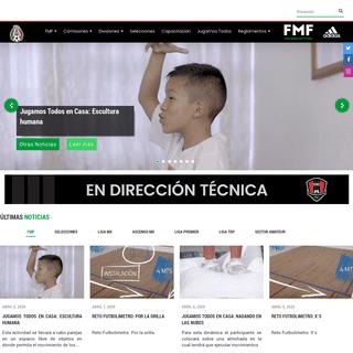 ArchiveBay.com - fmf.mx - Federación Mexicana de Fútbol Asociación, A. C.