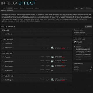 ArchiveBay.com - influxeffect.com - iNFLUX eFFECT