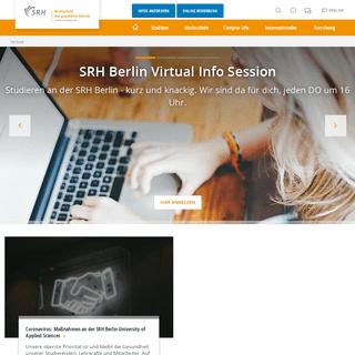SRH Hochschule der populären Künste - hdpk Berlin