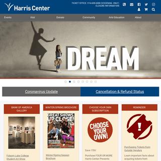 ArchiveBay.com - harriscenter.net - Harris Center - Home