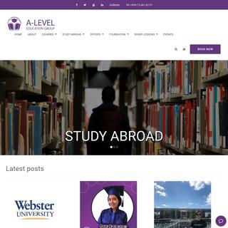 A-Level – A-level Education Center - A-level Tehsil Merkezi