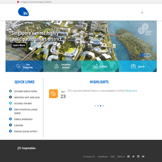 JTC - Homepage