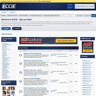 ECCIE Worldwide