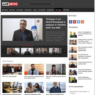 ArchiveBay.com - anfnews.tv - ANF VIDEO – ANF Haber Ajansı