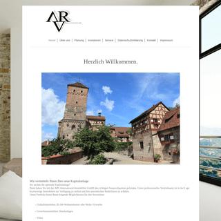 ARV Immobilien-Internaional GmbH - Ihr Spezialist für Immobilien in Wiesbaden und Umgebung - Home