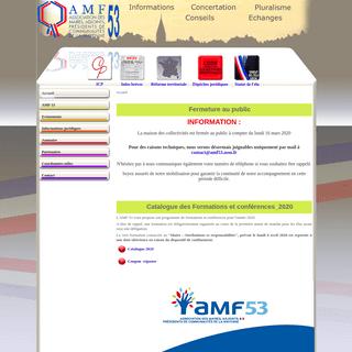 ArchiveBay.com - amf53.asso.fr - AMF53