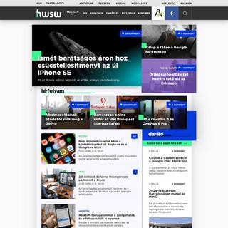 HWSW Informatikai Hírmagazin
