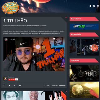 Sedentário & Hiperativo ⋆ Sua fonte de Entretenimento e cultura.