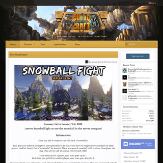 GuildCraft Network - Cracked Minecraft Server