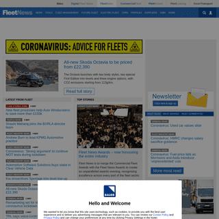 Fleet Management - Company Car Tax - Best Car Reviews - Fleet News - Fuel costs -