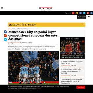 ArchiveBay.com - www.elespectador.com/deportes/futbol-internacional/manchester-city-no-podra-jugar-competiciones-europeas-durante-dos-anos-articulo-904668 - Manchester City no podrá jugar competiciones europeas durante dos años - ELESPECTADOR.COM