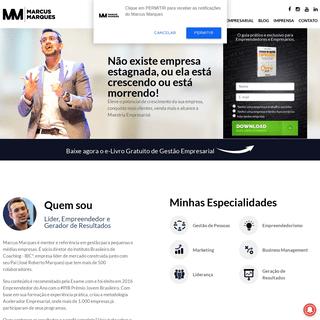 Marcus Marques - Empreendedorismo e Geração de Resultados