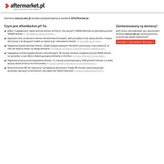 AfterMarket.pl -- domena slascycules.pl