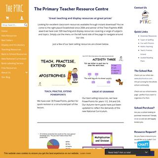 The Primary Teacher Resource Centre