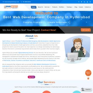 Best Web Development Company - Web Designers in Hyderabad - Best SEO-Digital Marketing Company in Hyderabad