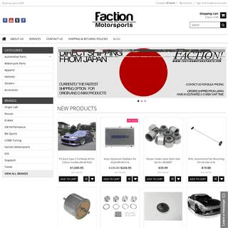 Faction Motorsports