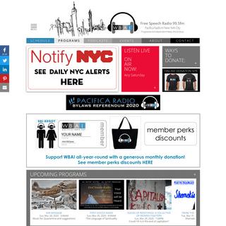 ArchiveBay.com - wbai.org - WBAI Radio 99.5FM NYC