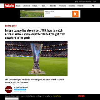 ArchiveBay.com - www.fourfourtwo.com/features/watch-man-utd-arsenal-celtic-wolves-rangers-europa-league-live-stream-best-vpn-tv-bt-sport-online - Europa League live stream best VPN- how to watch Arsenal, Wolves and Manchester United tonight from anywhere in the world - Four