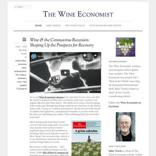 The Wine Economist