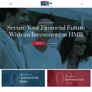 Home - Home Mortgage Bank