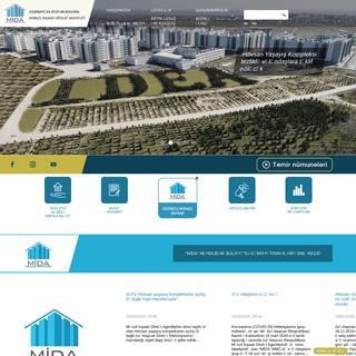 Azərbaycan Respublikasının Mənzil İnşaatı Dövlət Agentliyi