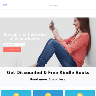 ArchiveBay.com - ohfb.com - OHFB- Finding free & bargain Kindle books made simple