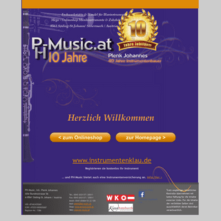 A complete backup of ph-music.at