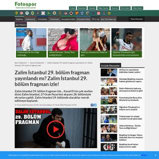 Zalim İstanbul 29. bölüm fragman yayınlandı mı- Zalim İstanbul 29. bölüm fragman izle! - Son dakika Güncel haberleri