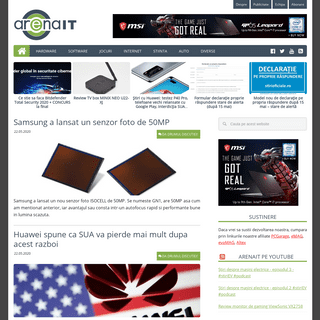 ArchiveBay.com - arenait.net - Stiri IT - Blog hardware, software, evenimente IT - Arena IT