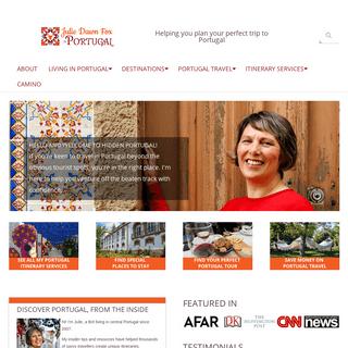 Home - Julie Dawn Fox In Portugal Travel & Expat Lifestyle Blog