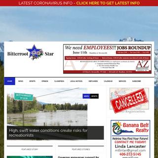Bitterroot Star - Bitterroot Valley's best source for local news!