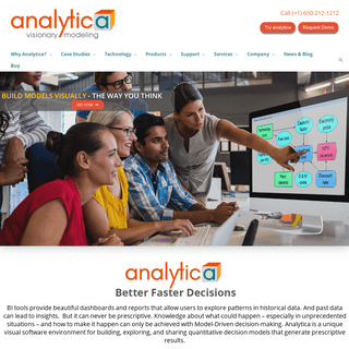 New Home2 - Analytica