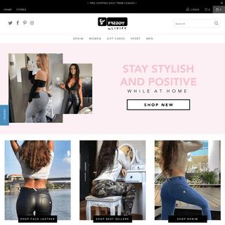 Freddy Pants Online Store – LIVIFY