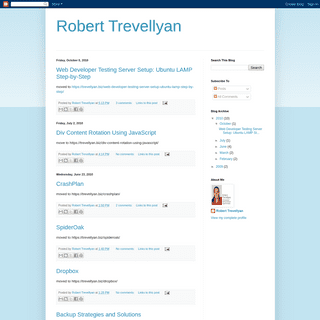 ArchiveBay.com - roberttrevellyan.blogspot.com - Robert Trevellyan
