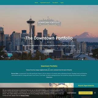 Horizon Realty Advisors - Downtown Portfolio
