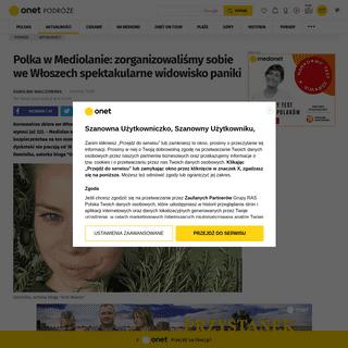 Koronawirus we Włoszech. Polka opowiada, jak wygląda sytuacja w Mediolanie - Podróże