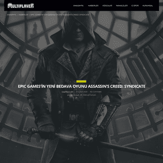 ArchiveBay.com - www.multiplayer.com.tr/epic-gamesin-yeni-bedava-oyunu-assassins-creed-syndicate/ - EPIC GAMES'İN YENİ BEDAVA OYUNU ASSASSIN'S CREED- SYNDICATE – Multiplayer