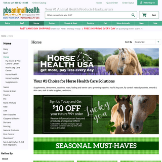 Horse- Fly, Insect & Pest Control Center, Hoof & Leg Care Center, Horse Health, and Horse Supplies - PBS Animal Health