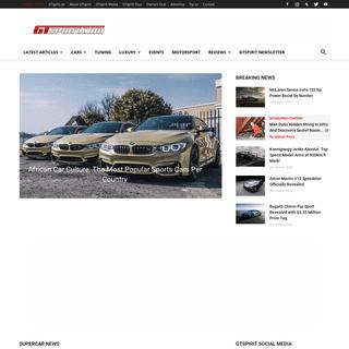 ArchiveBay.com - gtspirit.com - GTSPIRIT - Luxury, Supercars, Tuning & Lifestyle