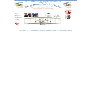 U.S. Centennial of Flight Home Page