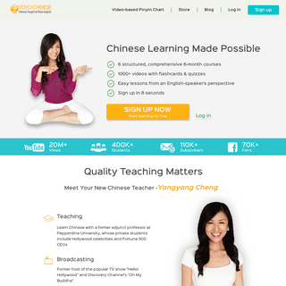 ArchiveBay.com - yoyochinese.com - Learn Chinese with Yoyo Chinese- Chinese Courses from an English Speaker's Perspective