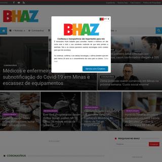 BHAZ - Informações e notícias de Belo Horizonte, Minas Gerais