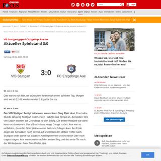 ArchiveBay.com - www.focus.de/sport/fussball/bundesliga2/vfb-stuttgart-gegen-fc-erzgebirge-aue-live-vorbericht_id_11643300.html - VfB Stuttgart gegen FC Erzgebirge Aue live- Aktueller Spielstand 3-0 - FOCUS Online