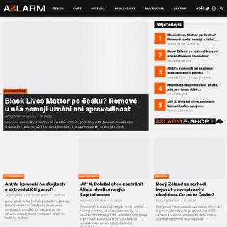 A2larm – Squatujeme mediální prostor od roku 2013.